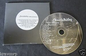 CHRIS-WHITLEY-TERRA-INCOGNITA-1997-ADVANCE-CD