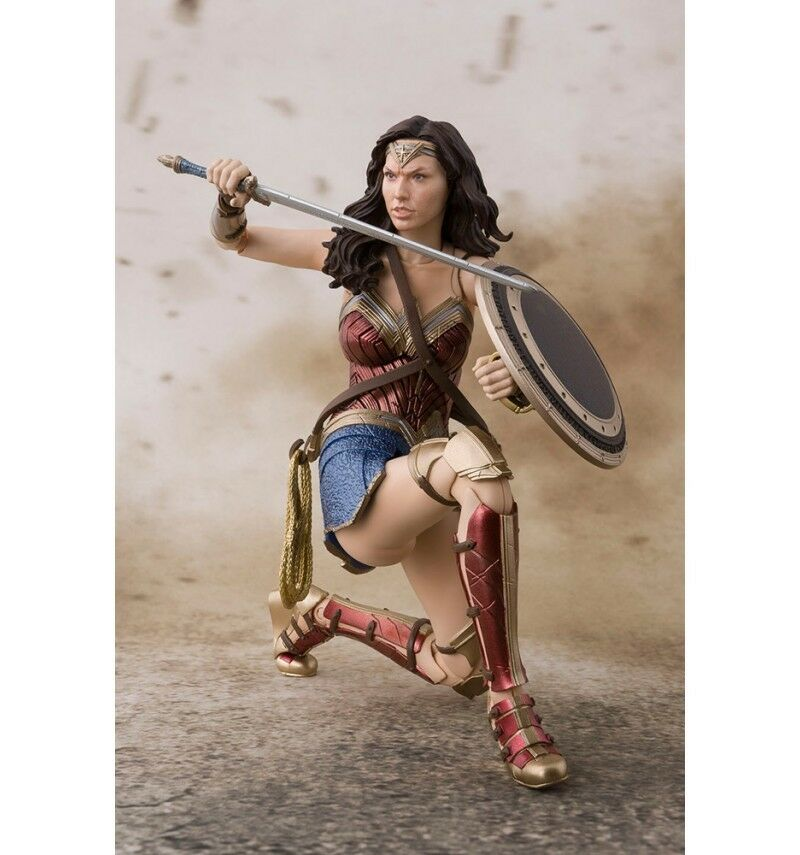 Bandai Wonder Woman Woman Woman Figuarts SH Justice League 1465bb