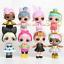 Nouvelles-6-8pcs-lol-Surprise-Poupee-Jouets-Cadeau-Aveugle-Mystere-Figure miniature 6