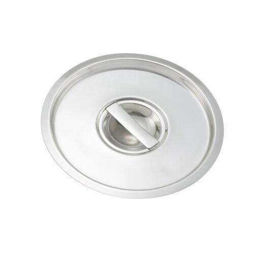 Stainless Steel Cover for 2-Quart Bain Marie Winco BAMC-2