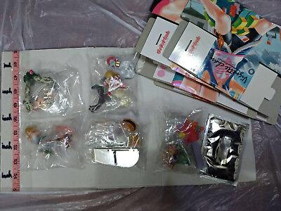 *B0913-4 Takara Rise Vignette Figure Licca Rise Girls Wonder Festival 2004