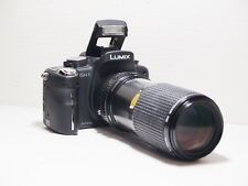 80-200mm= lens 160-400mm on LUMIX G HD 4K Micro 4/3 Digital PEN GH2 G6 G5 G3 GF6
