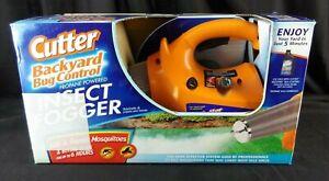 Cutter 190395 Backyard Bug Control Propane Insect Fogger ...