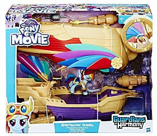 Rainbow Dash Piraten-Luftschiff Hasbro My Little Pony C1059EU4