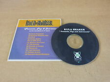KULA SHAKER  - PEASANT,PIGS & ASTRONAUTS !!!MEGA RARE FRENCH ONLY PROMO CD