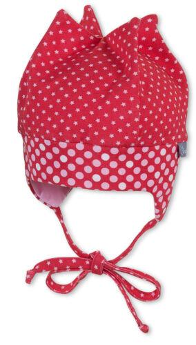 K631 SOMMER Mädchen Knotenmütze Kindermütze STERNTALER 1401661