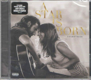 Lady-Gaga-Bradley-Cooper-A-Star-Is-Born-OST-Soundtrack-CD-Explicit-NEW