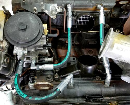 99-03 Ford 7.3L Powerstroke High Pressure Oil Pump HPOP Hoses Lines Set