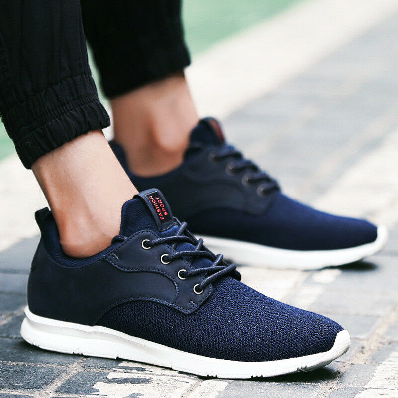 New Men's Casual Spreds shoes Running Walking Breathable Cool Athletic Sneakers