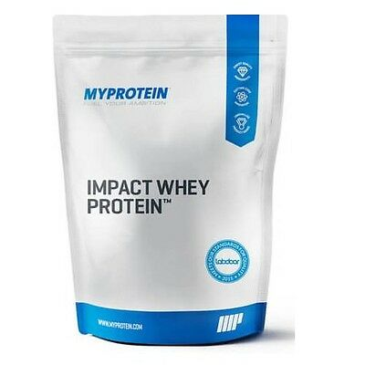 Myprotein Impact Whey Protein 1000g Beutel Molkeprotein Whey Eiweiß Eiweiss