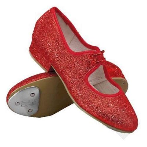 Roch Valley Rubin Rot Rot Rot funkelnd DGoldthy Stepschuhe - Mädchen Größen 217db7
