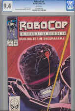 Robocop #3  CGC  9.4  Marvel Movie  Comic published in 1990