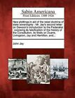 New Plottings in Aid of the Rebel Doctrine of State Sovereignty: Mr. Jay's Second Letter on Dawson's Introduction to the Federalist: Exposing Its Falsification of the History of the Constitution, Its Libels on Duane, Livingston, Jay and Hamilton, And... by John Jay (Paperback / softback, 2012)