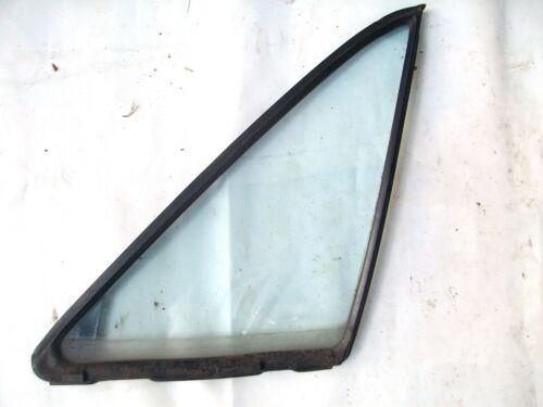 Mazda MX5 MK1 Eunos N//S Quarter Window Glass Passenger Side