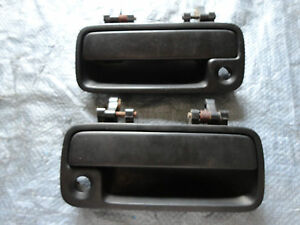 88-91 Honda Civic Hatchback Door Handle Exterior 72140-SH3-A01 ...