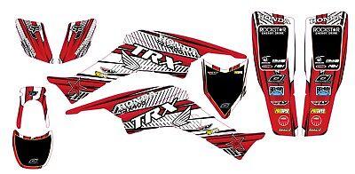 Fits Honda TRX 400 99-07 graphic kit trx400ex stickers decal kit graphics
