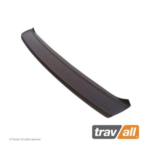 TRAVALL BUMPER PROTECTOR +VRS SKODA OCTAVIA 5 DR HATCH 13-17 PLASTIC
