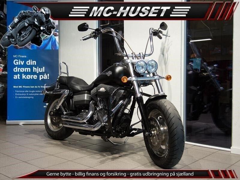 Harley-Davidson, FXDF Dyna Fat Bob, ccm 1585