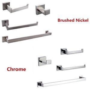 4pcs-Bathroom-Hardware-Set-304-Stainless-Steel-Towel-Bar-Towel-Ring-Robe-Hook