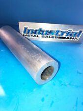 """2-1/2"""" OD x 1-1/2"""" ID x 12"""" x 1/2"""" Wall 6061 Aluminum Round Tube->2.5"""" OD x .500"""