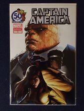 Captain America # 4 Fantastic Four 50 years variant Marvel Comics NM 2012