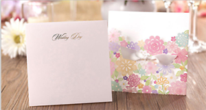 Hollow-Laser-Cut-Wedding-Flower-Card-Invitations-Party-Invite-Personal-Pringting