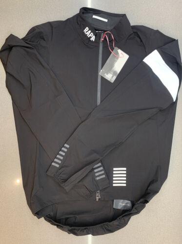 Rapha Men/'s Pro Team Lightweight Shadow Jacket Black Medium Brand New With Tag