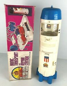 KENNER-SIX-MILLION-DOLLAR-MAN-BIONIC-TRANSPORT-REPAIR-STATION-NOT-COMPLETE-BOXED