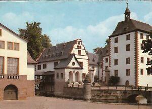 Schloss-Kochberg-mit-Liebhabertheater-Ansichtskarte-ungelaufen