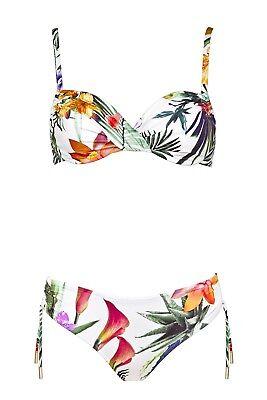 613 Bikini-Set ungefüttert mit Bügel bunt Maryan Mehlhorn GREENHOUSE 5520 Dess