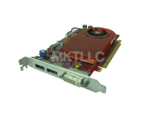 HP ATI Radeon HD3650 512MB 2x DisplayPort 1x DVI PCI-e Video Card 481421-001