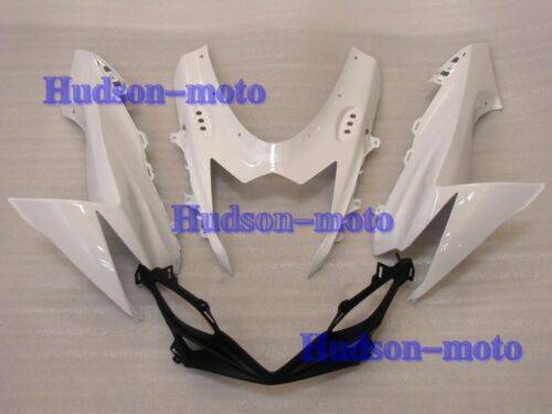 Front Nose Cowl Upper Fairing For SUZUKI GSXR600 GSXR750 2011-2015 White Black
