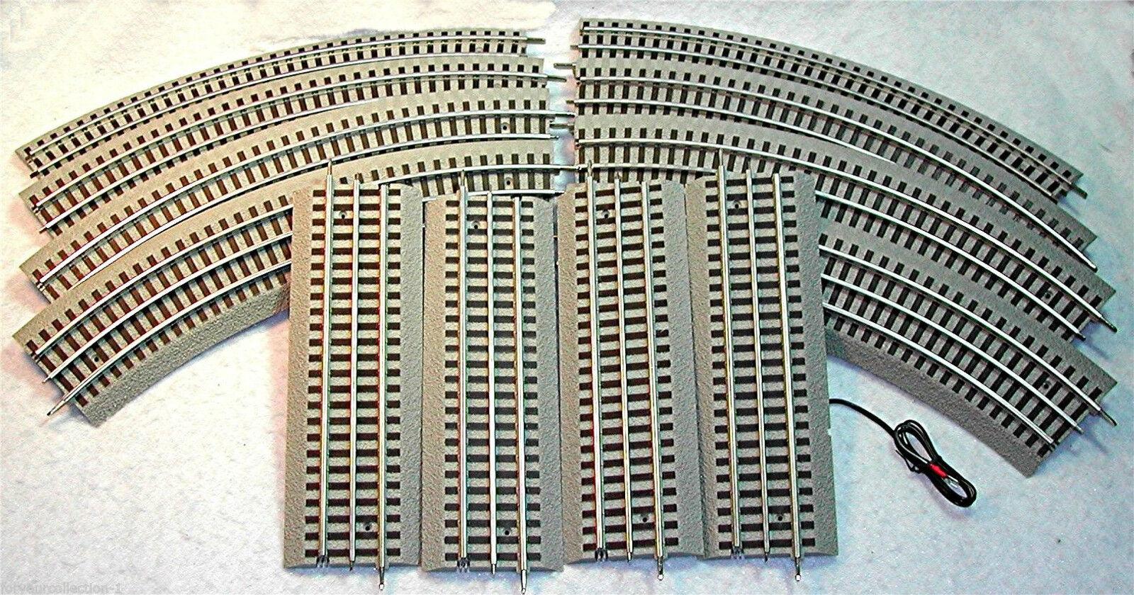 Lionel neue 40x60 w   8-o36 kurve geradeaus und 1-terminal versandkosten sind