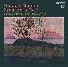 Mahler: Symphony No. 7 Super Audio Hybrid CD (CD, Mar-2012, Tudor Records)