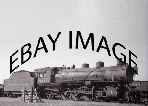 "Northern Pacific Class W # 1573  5/"" x 7/"" Photo"