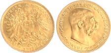 Österreich 10 Corona Gold 1912 Franz Joseph I. 1848-1916. prägefrisch