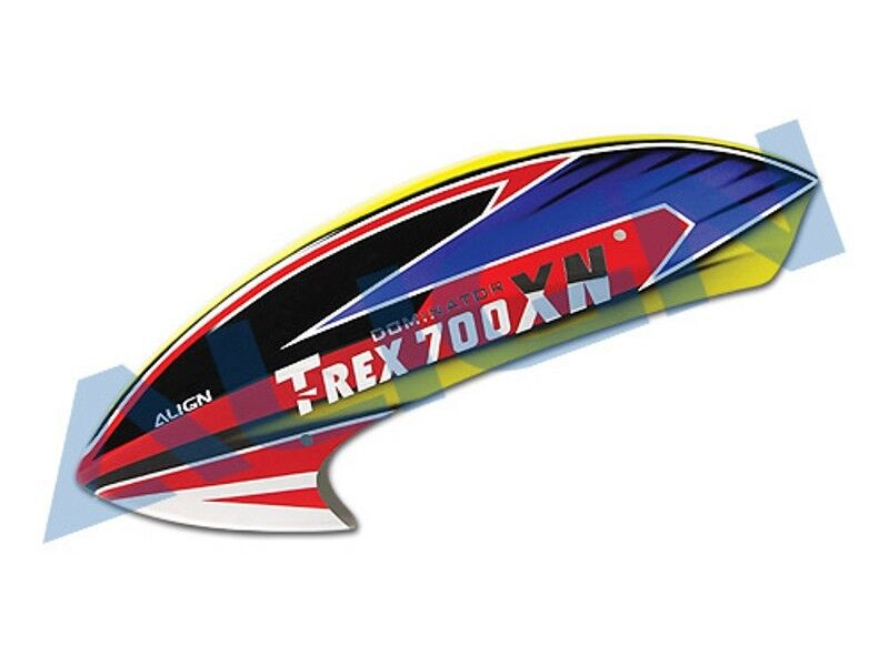 Align T-Rex 700XN Painted Canopy