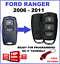 Suitable-for-FORD-RANGER-REMOTE-KEYLESS-ENTRY-FOB-2006-2007-2008-2009-2010-2011 thumbnail 1