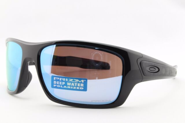 a8a8b49edaf NEW Oakley Turbine 9263-14 Prizm Polarized Sports Surfing Cycling Sunglasses