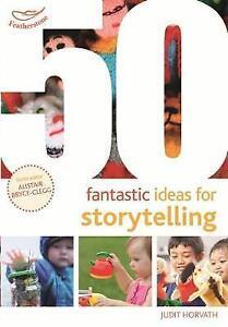 50 Fantastique Des Idées Pour Contes Par Judit Horvath, New Book, Free & Fast Deli-afficher Le Titre D'origine