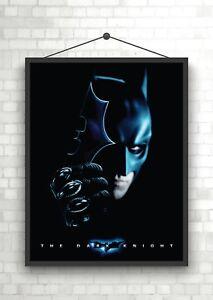 Batman V Superman Classic Movie Poster Art Print A0 A1 A2 A3 A4 Maxi