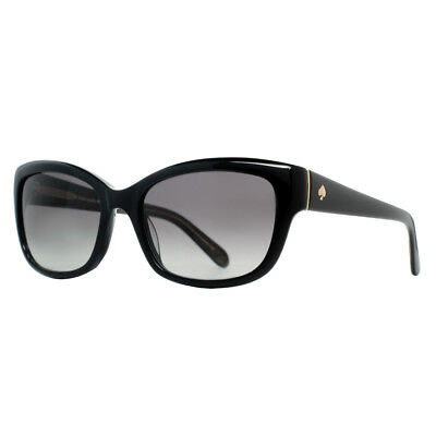 Kate Spade Johanna/S JLQ/Y7 Black/Grey Gradient Cat EyeSunglasses