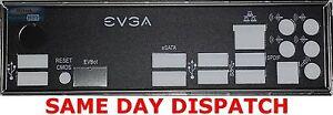 EVGA-I-O-IO-SHIELD-BLENDE-BRACKET-X79-SLI-132-SE-E775-K2