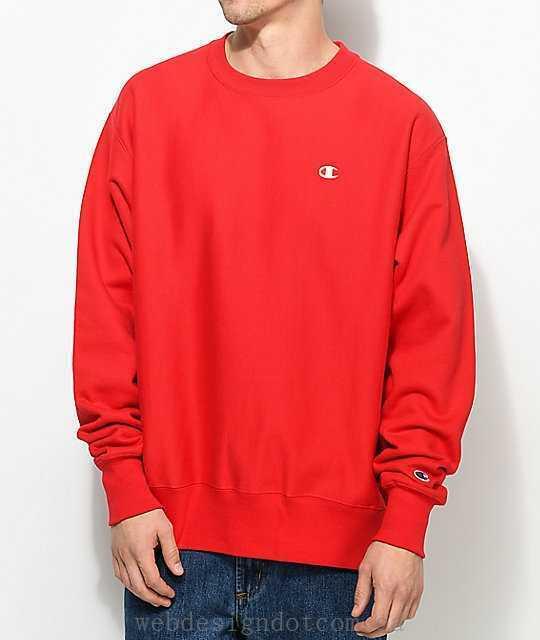 98961395e838 Champion Mens Reverse Weave Crew Neck Sweatshirt for sale online