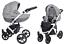 Stroller-Kunert-Mila-2in1-Carrycot-Troley-Pram-Sport-seat thumbnail 27