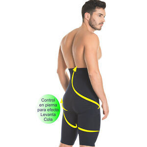 ce171f7f85b96 Image is loading Aranza-Men-s-Compression-Butt-Lift-Boxers-Levanta-