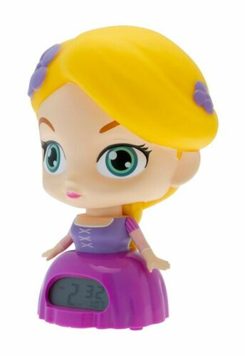 Raiponce Disney Réveil lumineux Disney Princesses BulbBotz