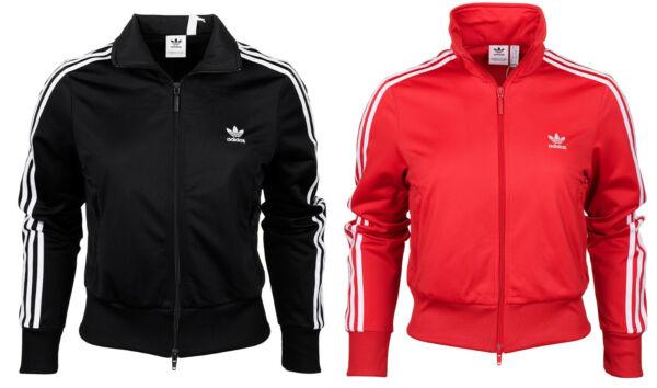 Adidas Damen Firebird Track Top Trefoil Logo Training Gym Damen Sport