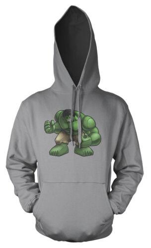 Lego Hulk Avengers Superhero mash up Kids Hoodie