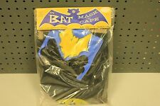 1960s Vintage The Bat Mask Cape Costume Bland Charnas 954 New Batman Halloween